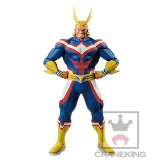 Mô hình Boku no Hero Academia – All Might – Age of Heroes (Banpresto)