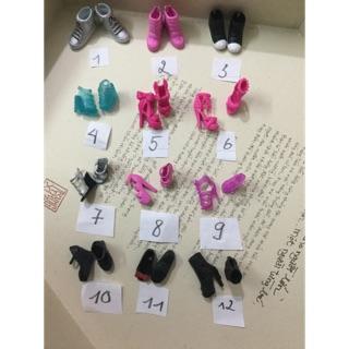 Giày cho búp bê Barbie