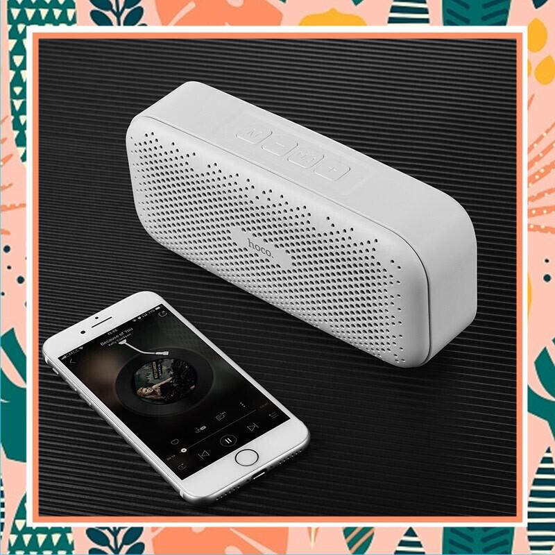 [SALE!!!] Loa Bluetooth Hoco BS23 Có Âm Thanh Tuyệt Vời Trên Giá Thành