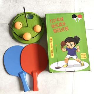 Đồ chơi bóng bàn tập phản xạ tốt cho bé, Bộ bóng bàn tập phản xạ cho bé