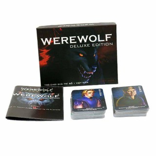 [GIÁ HỦY DIỆT] Werewolf Ultimate Deluxe