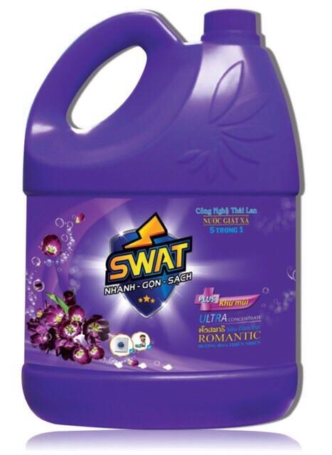 Nước Giặt Swat 3,8kg Công Nghệ Thái Lan