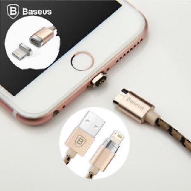 Cáp sạc nam châm Baseus cho Iphone & ipad