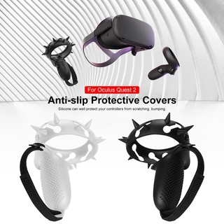 [rondaful]Touch Controller Grip Cover Protector for Oculus Quest 2