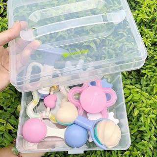 Set đồ chơi lục lạc Goryeo 7 món