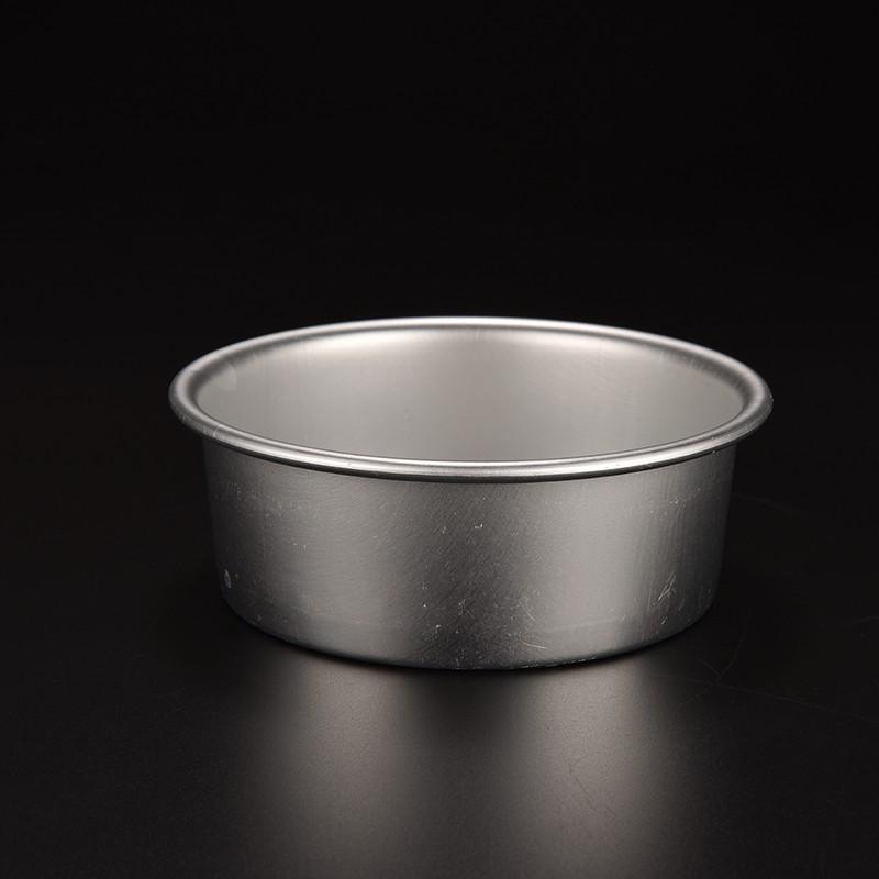 Khuôn bánh tròn 8 ô bằng hợp kim nhôm