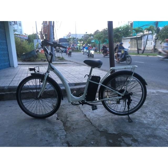 xe trợ lực ari bike