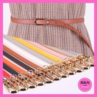 Đai váy thắt lưng nữ đa năng thắt áo váy quần nữ bản nhỏ nhiều màu xinh xắn - H&N Clothing thumbnail