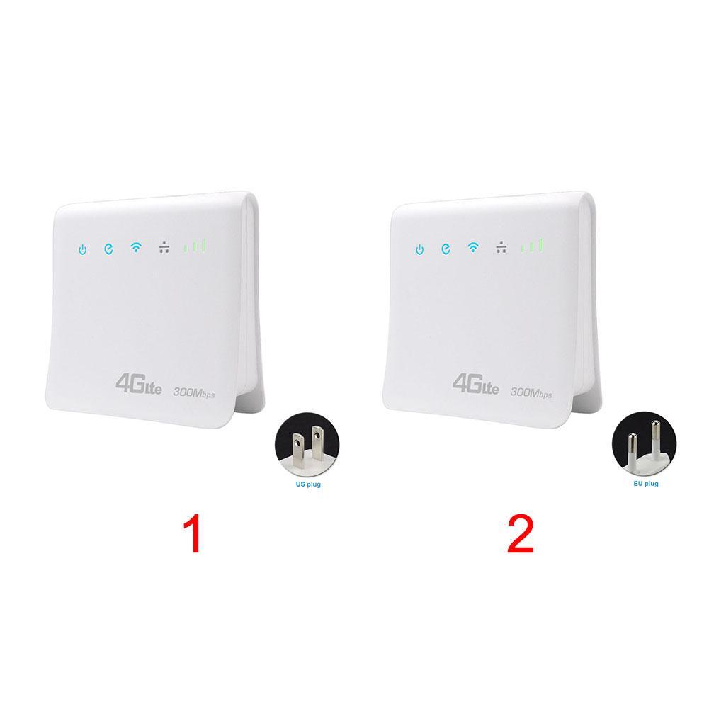 Wireless Modem Mobile Unlocked SIM Card Wifi Routers - Wireless