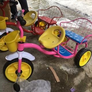 (SIÊU GIẢM GIÁ)Xe đạp đôi cho bé