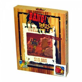 Bộ trò chơi thẻ bài BoardGame BANG! DODGE CITY – BANG! MỞ RỘNG VIỆT HÓA!!!! 💯 💯 💯