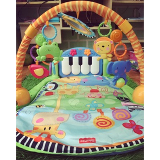 Thảm fisher price kick and play piano