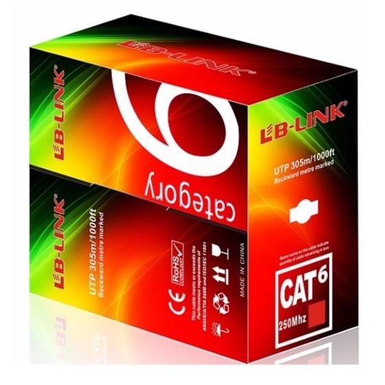 Dây Mạng LB-Link Cat 6E - Độ Dài Tùy Chọn