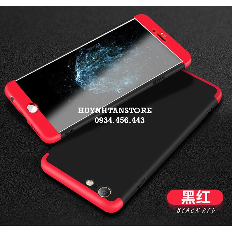 Ốp GKK Iphone 6 / 6s _ Ốp nhựa cứng full cạnh 360 chính hãng GKK