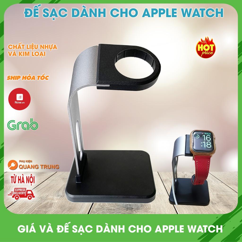 Đế sạc dành cho Apple watch, giá sạc và bộ sạc dành cho apple watch