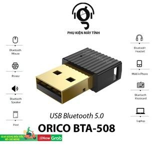 USB Bluetooth 4.0 cho máy tính Orico BTA-403 (Đen)