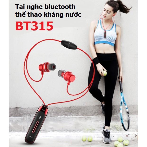 Tai nghe bluetooth kháng nước cao cấp BT315
