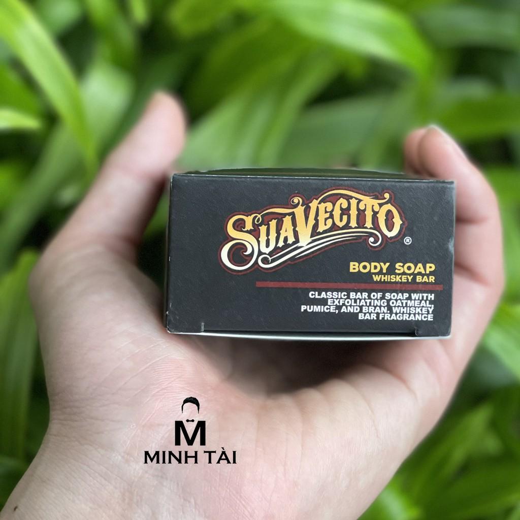 [Chính Hãng USA]Xà Phòng Tắm Suavecito Body Soap – Whiskey Bar hương thơm nam tính