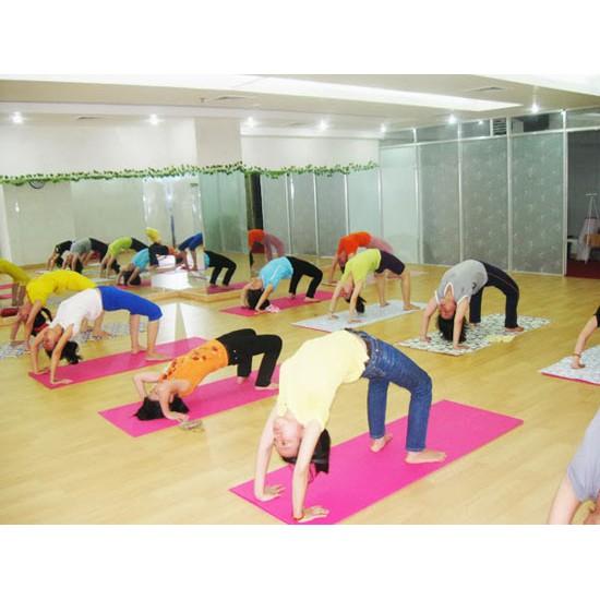 Thảm tập yoga Getfit Gym & Yoga