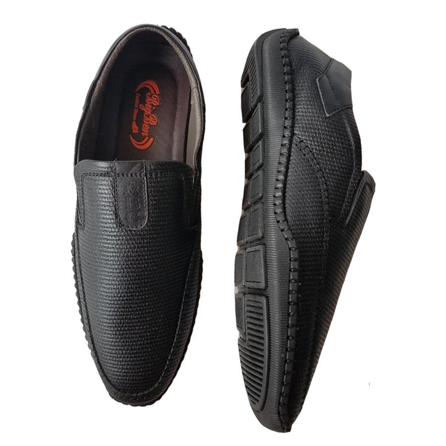 Giày Mọi BIGBEN Da Bò Thật Cao Cấp GM137