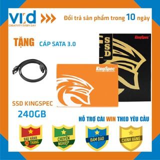Ổ SSD 240G KingSpec - Bảo hành chính hãng 36 tháng
