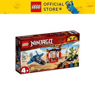 LEGO NINJAGO 71703 Trận Chiến Bão Táp ( 165 Chi tiết)