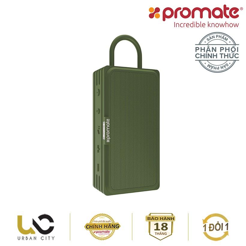 Loa Bluetooth Promate Rustic-3 IPX6 chống thấm nước - Hàng Chính Hãng - 3615464 , 1304246387 , 322_1304246387 , 1190000 , Loa-Bluetooth-Promate-Rustic-3-IPX6-chong-tham-nuoc-Hang-Chinh-Hang-322_1304246387 , shopee.vn , Loa Bluetooth Promate Rustic-3 IPX6 chống thấm nước - Hàng Chính Hãng