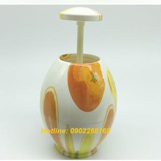 Hộp đựng tăm, hình trứng, nhiều màu sắc hoa văn họa tiết, chất liệu nhựa cao cấp, nắp nhấn mở tiện dụng