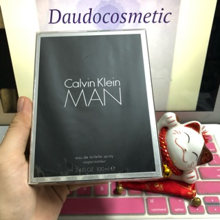 [ Full ] Nước hoa Calvin Klein Man CK Man EDT 100ml