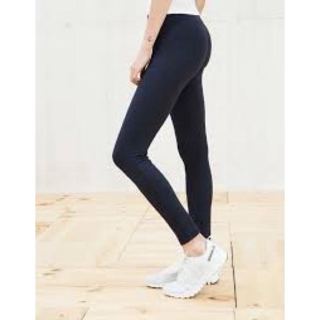 Quần legging cạp cao quần vớ dài vớ đạp gót quần legging thun co dãn 4 chiều freesize