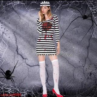 trang phục hóa trang halloween hình zombie