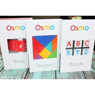 Bộ đồ chơi Tương tác với với iPad – Osmo Genius Kit