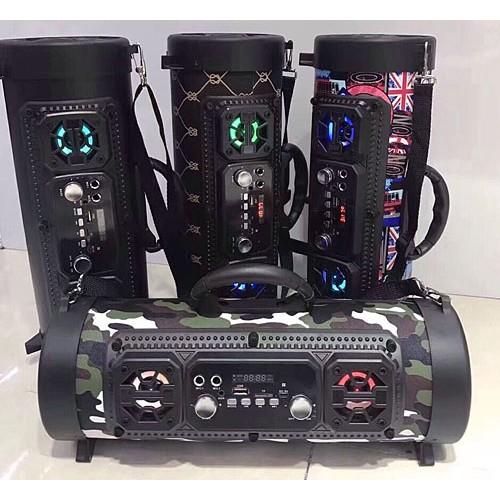 Loa karaoke bluetooth xách tay hầm hố cực hay M17-M18