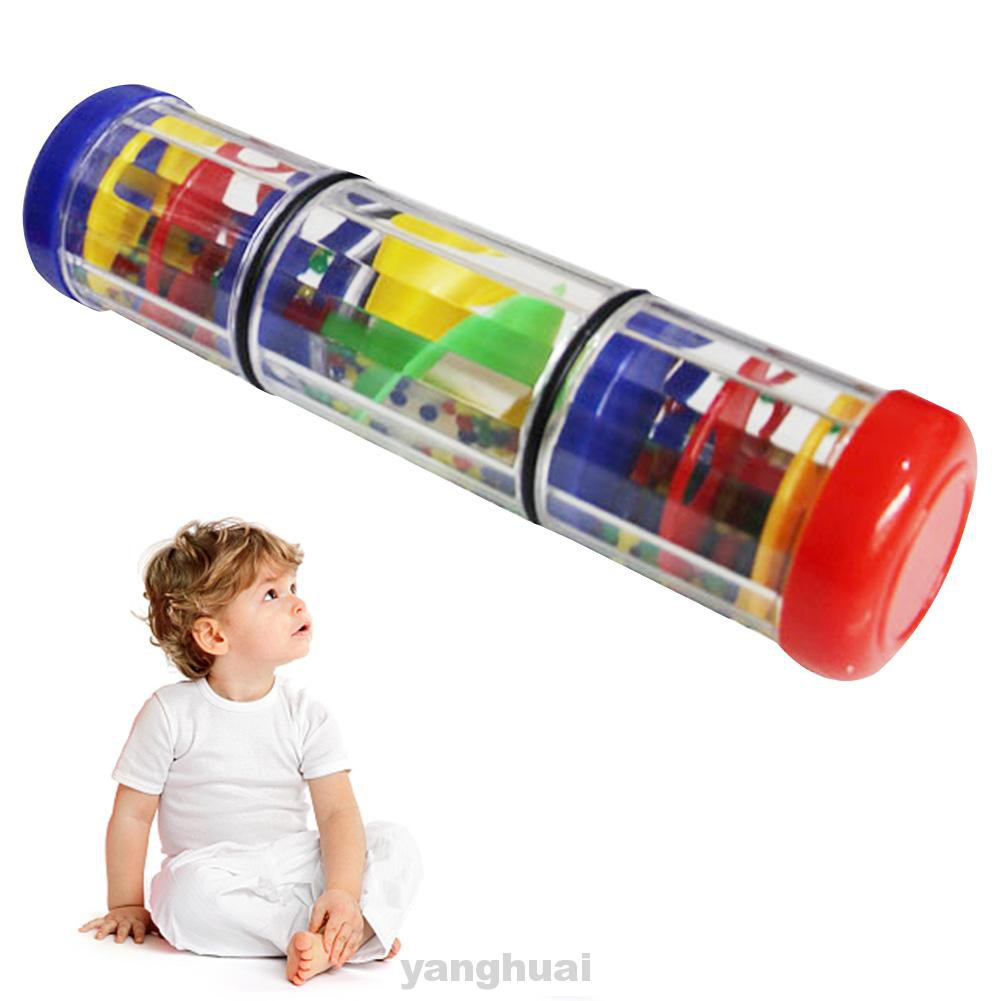Safe Sound For Baby Toddlers Musical Toy Percussion Instrument Developmental Parent Child Rainmaker Shaker