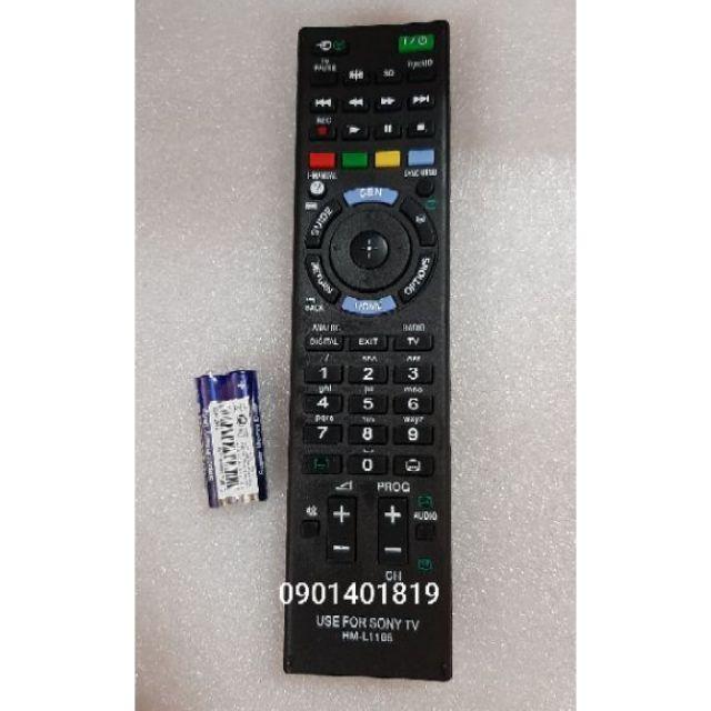 Điều Khiển Tivi Sony 1165 ( Hàng Tốt )