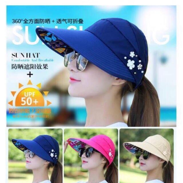 Combo 6 mũ chống nắng 3 hoa - 3135148 , 1222144407 , 322_1222144407 , 228000 , Combo-6-mu-chong-nang-3-hoa-322_1222144407 , shopee.vn , Combo 6 mũ chống nắng 3 hoa
