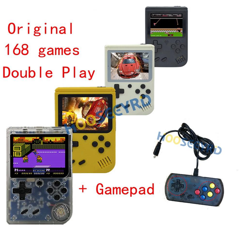 Máy chơi game cầm tay 168 c-fc hỗ trợ trò chơi điện tử