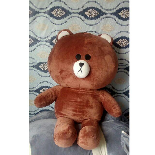 Gấu Brown size 1m - Hàng cao cấp