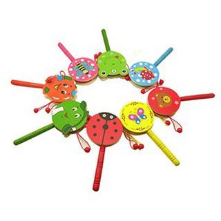 [HOT DEAL] đồ chơi đáng yêu cho bé – ĐỒ CHƠI GỖ CHO BÉ DẠNG TRỐNG | HÀNG MỚI
