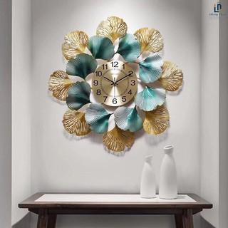 Đồng hồ treo tường trang trí nghệ thuật