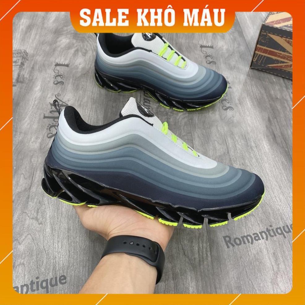 [FreeShip - Hàng Siêu Cấp] Giày nam, giày thể thao nam sợi dệt thể thao đế xuyên không 7 màu 2108