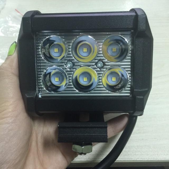 Đèn LED trợ sáng cho xe máy đi phượt C6 - 2674200 , 144895252 , 322_144895252 , 175000 , Den-LED-tro-sang-cho-xe-may-di-phuot-C6-322_144895252 , shopee.vn , Đèn LED trợ sáng cho xe máy đi phượt C6