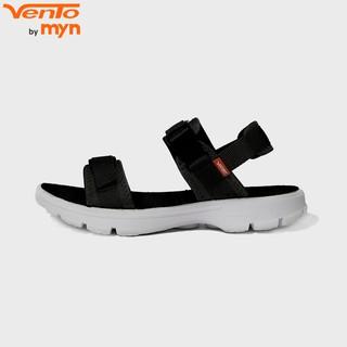 Giày Sandal Vento Nữ - W1 H07007 - công nghệ IP - quai dán- màu Đen