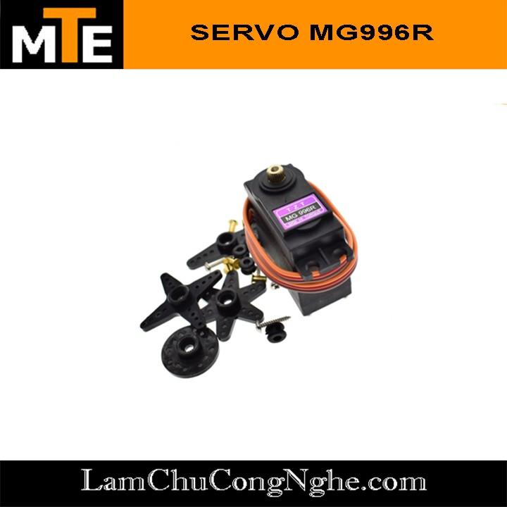 [Mã ELSRTET giảm 0.06 đơn 400K] Động cơ RC SERVO MG996 chuyên dụng cho tay lái điều khiển từ xa - 21551829 , 1332511242 , 322_1332511242 , 85000 , Ma-ELSRTET-giam-0.06-don-400K-Dong-co-RC-SERVO-MG996-chuyen-dung-cho-tay-lai-dieu-khien-tu-xa-322_1332511242 , shopee.vn , [Mã ELSRTET giảm 0.06 đơn 400K] Động cơ RC SERVO MG996 chuyên dụng cho tay lái
