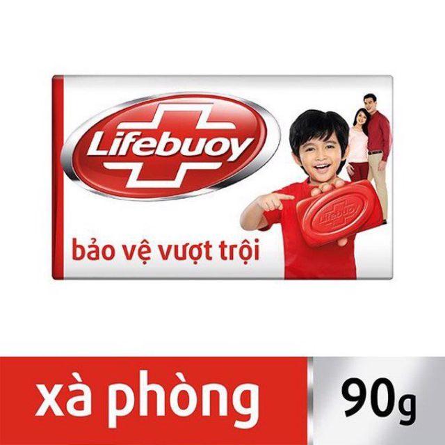 Xà bông Lifebuoy bảo vệ vượt trội 90g