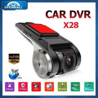 Yêu ThíchCamera hành trình X28 DVR 1080p FHD chuyên dụng cho xe hơi