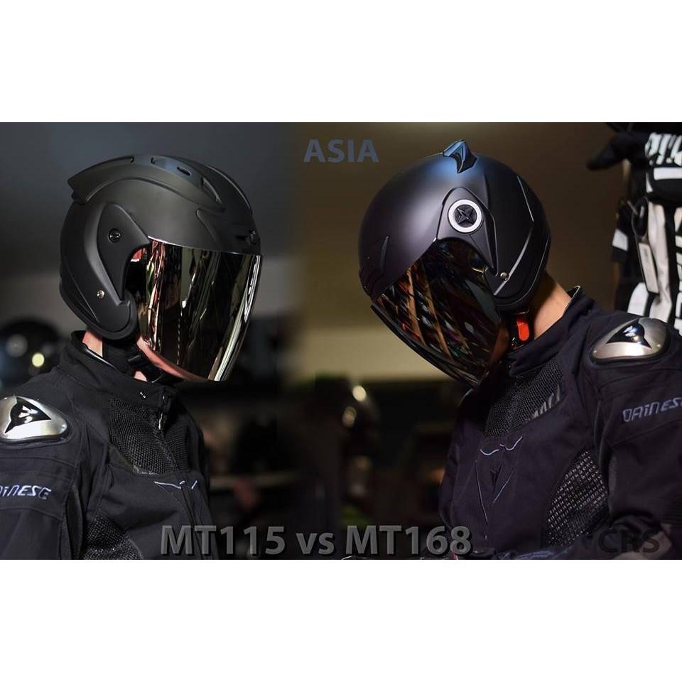 Mũ Bảo Hiểm ASIA M115 - Chính Hãng