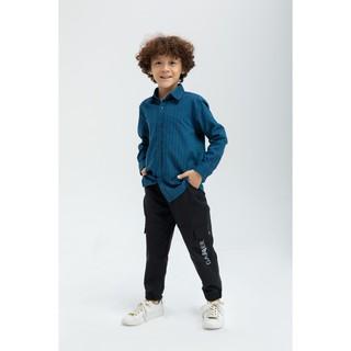 IVY moda Áo sơ mi bé trai MS 17K1095 thumbnail