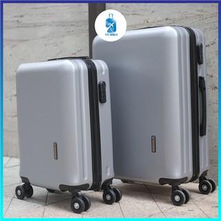 MEVALI 001 vali du lịch vali kéo nhựa ABS được bảo hành 5 năm