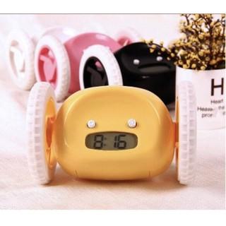Đồng hồ báo thức biết chạy cho bé yêu thông minh - nâng cao thói quen thức sớm